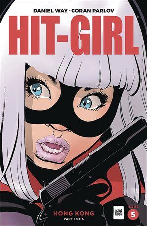 Hit-Girl Season Two 5-A