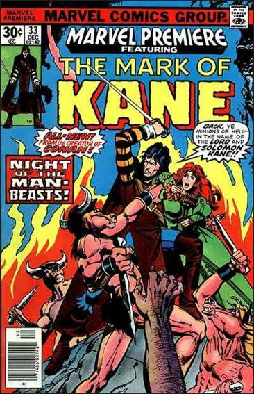 Marvel Premiere 33-A by Marvel