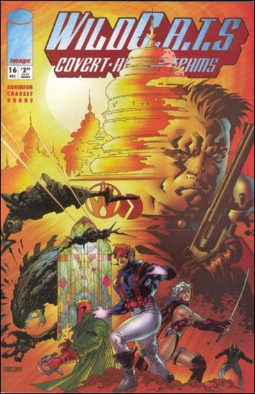WildC.A.T.s: Covert Action Teams 16-A by Image