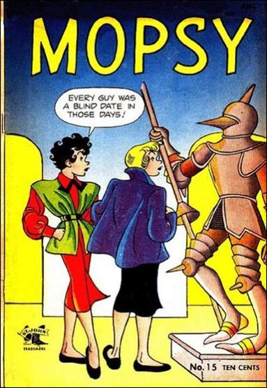 Mopsy 15-A by St. John