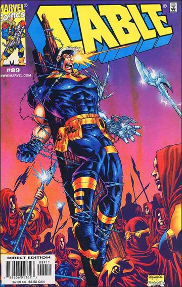 Cable (1993) 89-A by Marvel