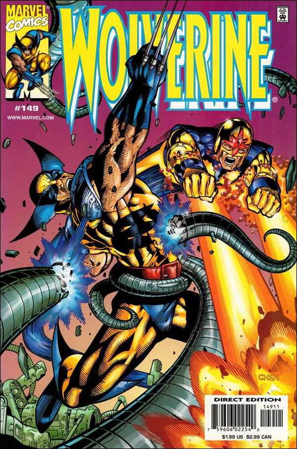 Wolverine (1988)  149-A by Marvel