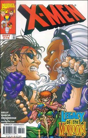 X-Men (1991) 79-A