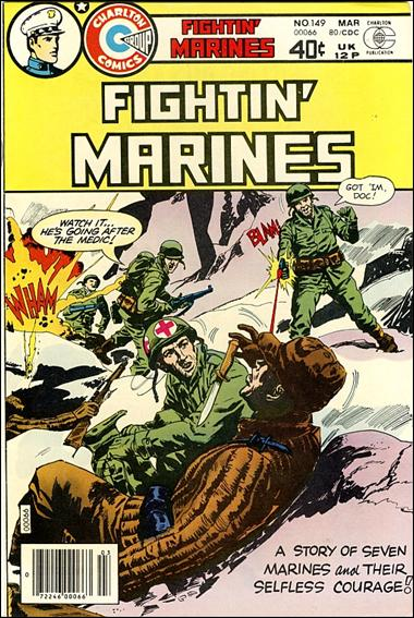 Fightin' Marines (1953) 149-A by Charlton