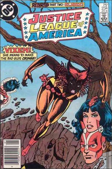 Justice League of America (1960) 234-A by DC