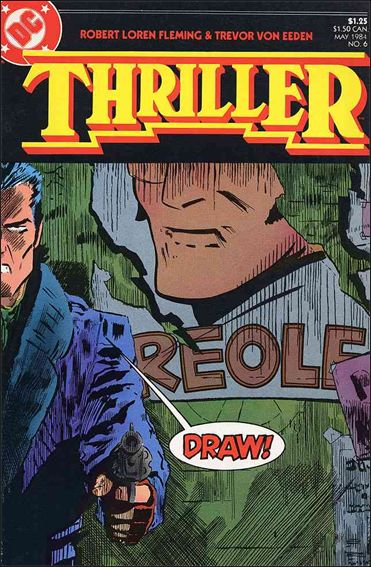 Thriller 6-A by DC