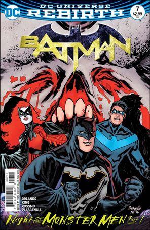 Batman (2016) 7-A
