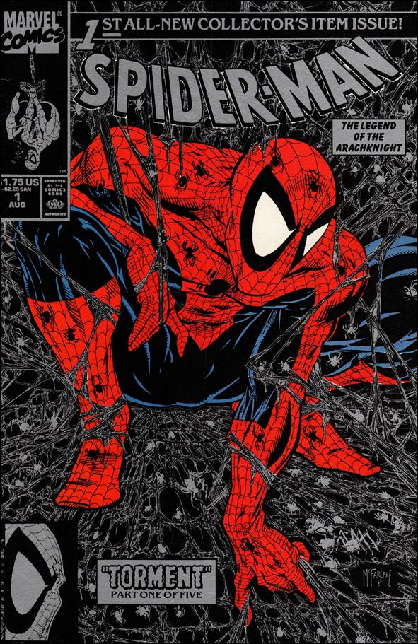 Spider-Man (1990) 1-B by Marvel