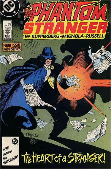 Phantom Stranger (1987) 1-A by DC
