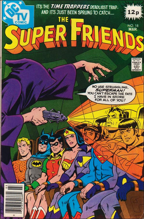Super Friends (1976) 18-B by DC
