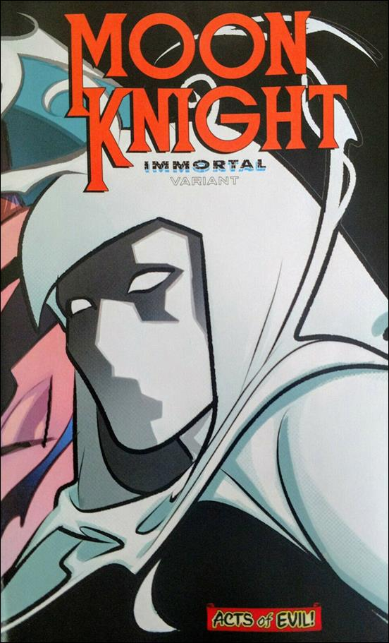 Moon Knight Annual (2019) 1-C by Marvel