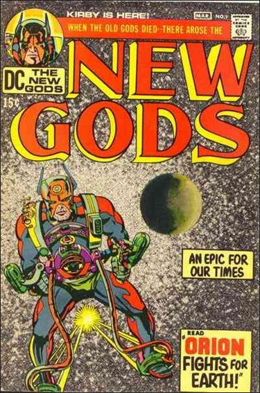 New Gods (1971) 1-A by DC