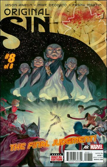 Original Sin 8-A by Marvel