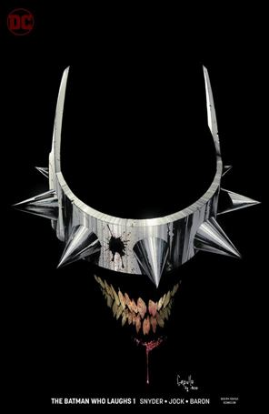Batman Who Laughs (2018) 1-B