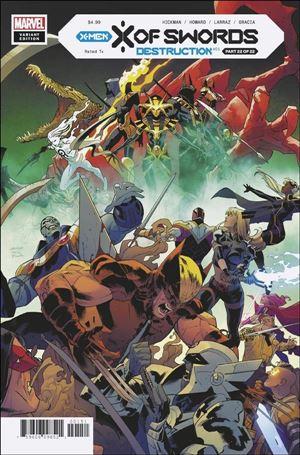 X of Swords: Destruction 1-F