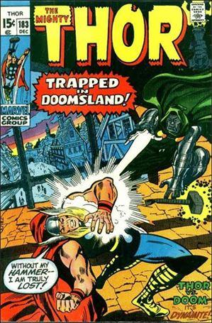 Thor (1966) 183-A
