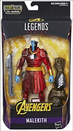 Marvel Legends Series: Avengers (Cull Obsidian Series) Malekith
