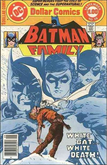 Batman Family 19-A by DC
