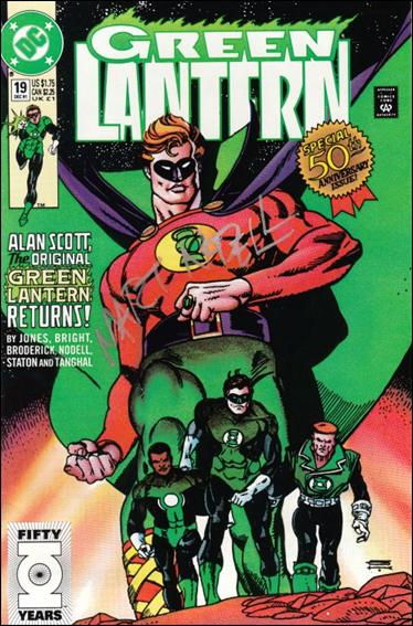 Green Lantern (1990) 19-B by DC