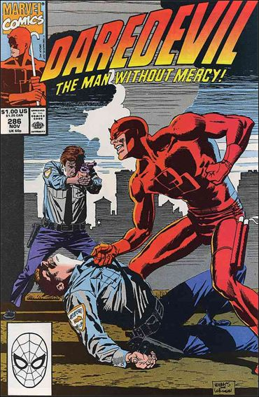 Daredevil (1964) 286-A by Marvel
