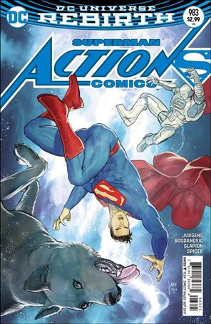 Action Comics (1938) 983-B
