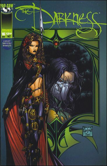 Darkness (1996) 16-A by Top Cow