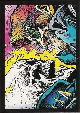 Ghost Rider II (Base Set)  19-A by Comic Images
