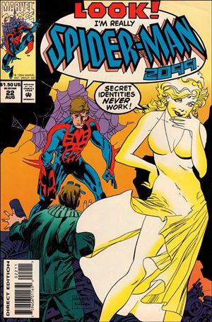 Spider-Man 2099 (1992) 22-A