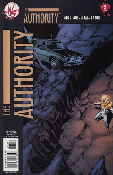 Authority (2003) 5-A by WildStorm