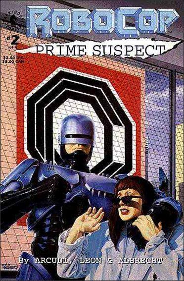 RoboCop: Prime Suspect 2-A by Dark Horse