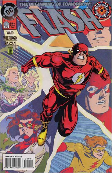 Flash (1987) 0-A by DC