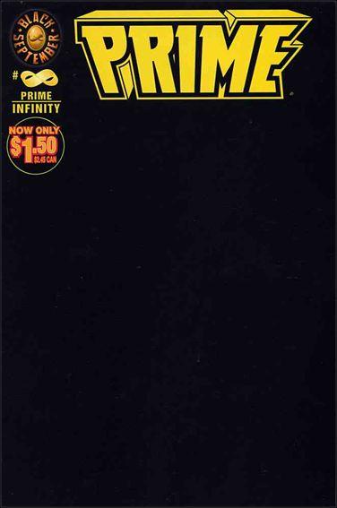Prime (1995) Infinity-A by Malibu