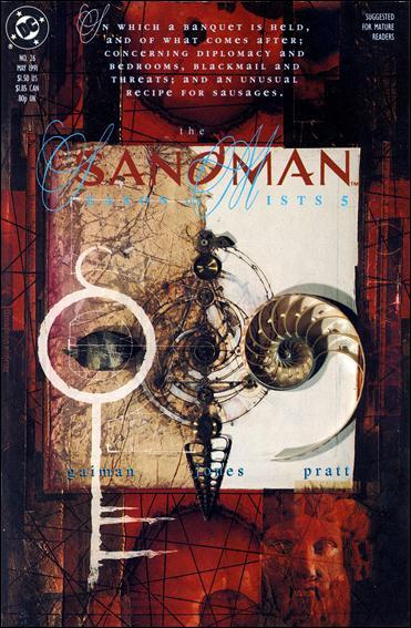 Sandman (1989) 26-A by Vertigo