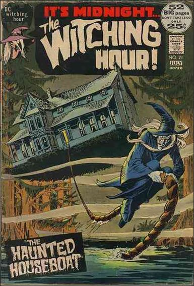 Witching Hour (1969) 21-A by DC