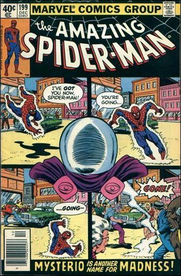 Amazing Spider-Man (1963) 199-A by Marvel