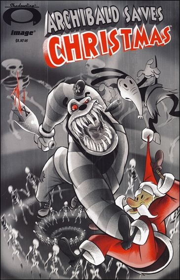 Archibald Saves Christmas 1-A by Image
