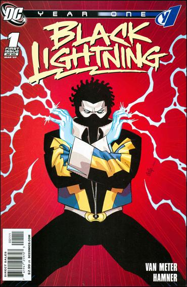Black Lightning: Year One 1-B by DC