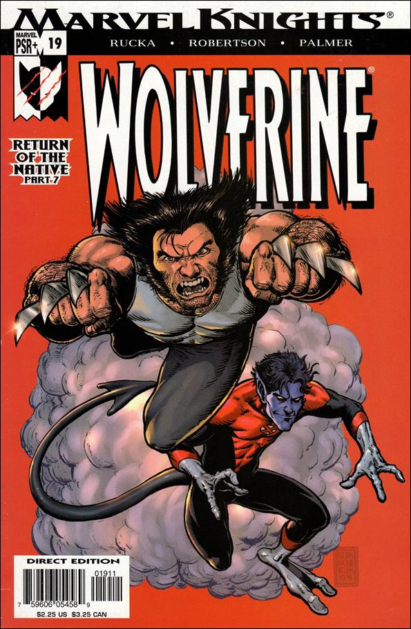 Wolverine (2003)  19-A by Marvel