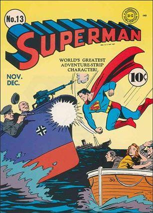 Superman (1939) 13-A