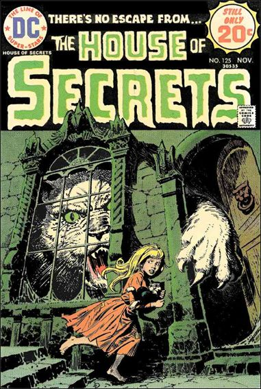 House of Secrets (1956) 125-A by DC