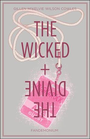Wicked + the Divine  2-A