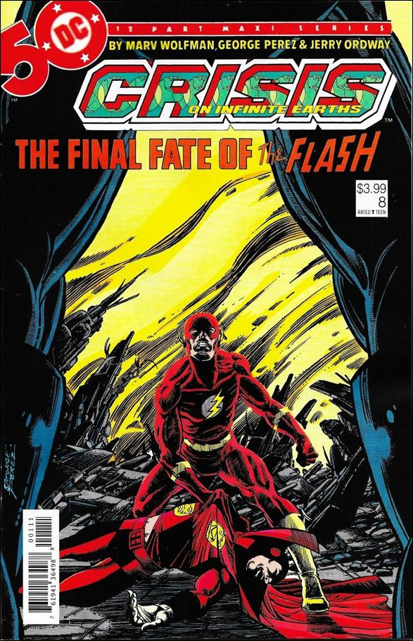 Crisis on Infinite Earths 8-C by DC