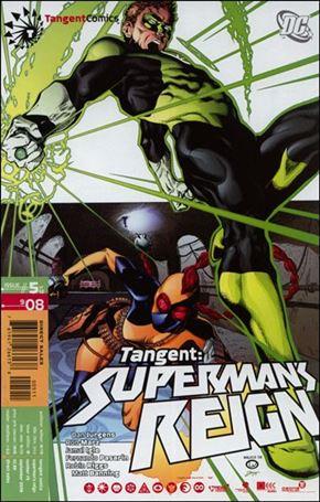 Tangent: Superman's Reign 5-A