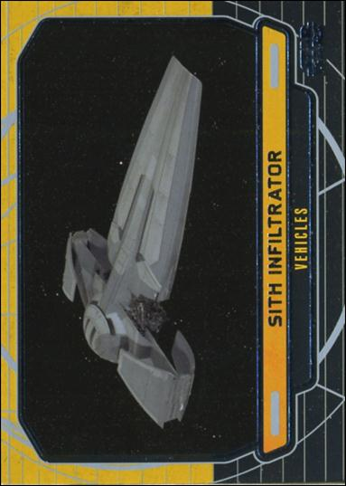 Star Wars Galactic Files (Base Set) 246-A by Topps