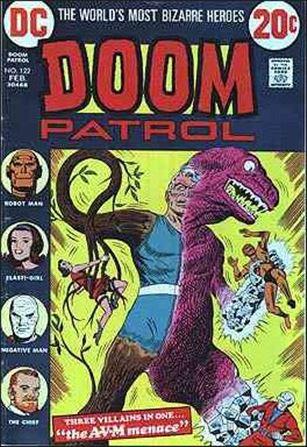 Doom Patrol (1964) 122-A