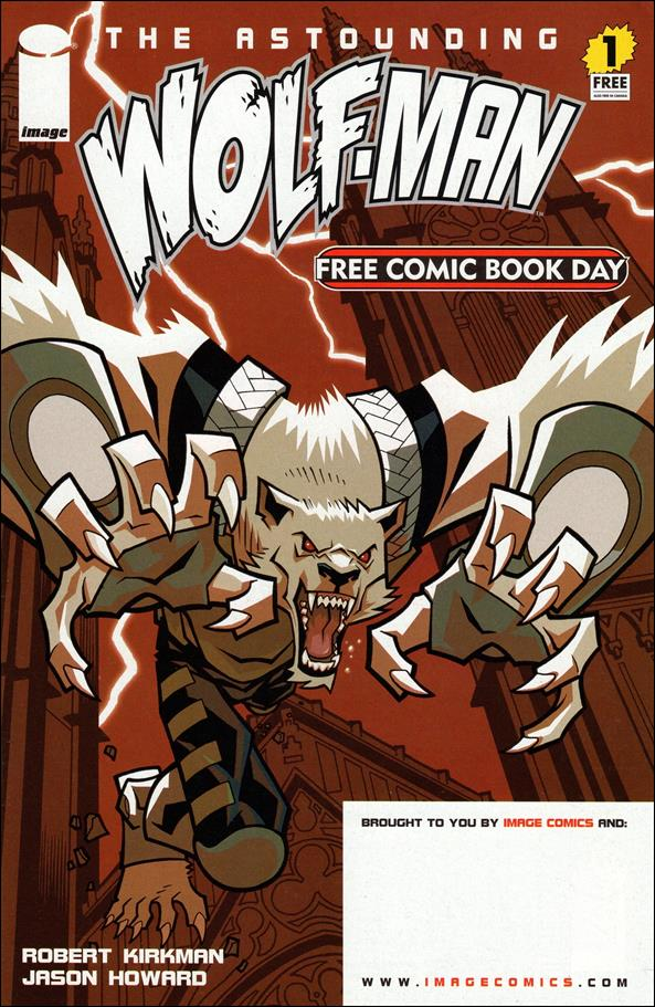 Astounding Wolf-Man 1-A by Image