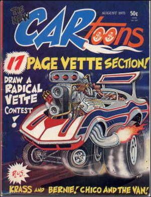 CARtoons (1961) 84-A by Peterson
