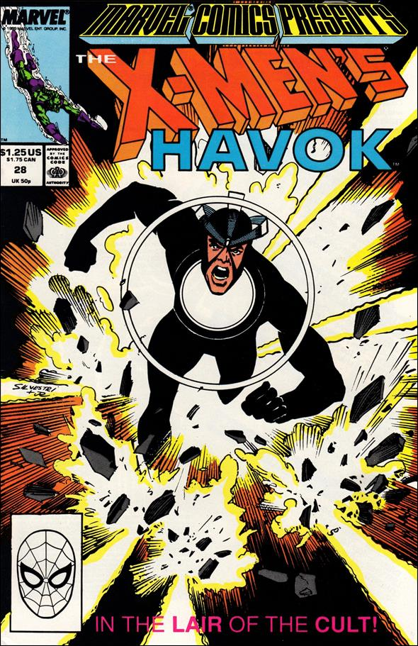 Marvel Comics Presents (1988) 28-A by Marvel