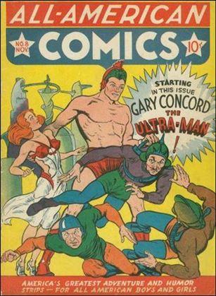 All-American Comics (1939) 8-A