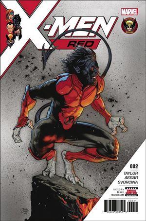 X-Men: Red 2-A